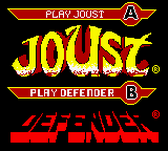 Joust and Defender