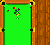 Pocket Color Billiard